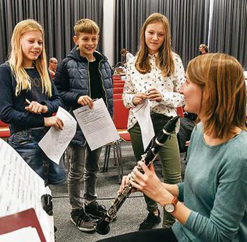 Musik: Tunnelbohrer aus dem Musikraum - Nordwest-Zeitung