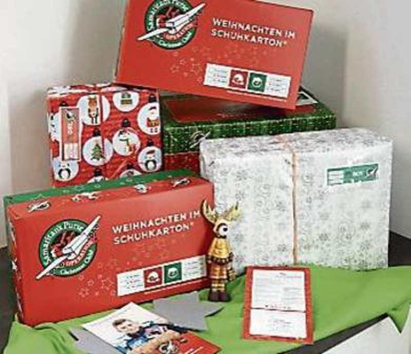 Soziales: Mit gepacktem Karton zum Fest eine Freude machen - Nordwest-Zeitung