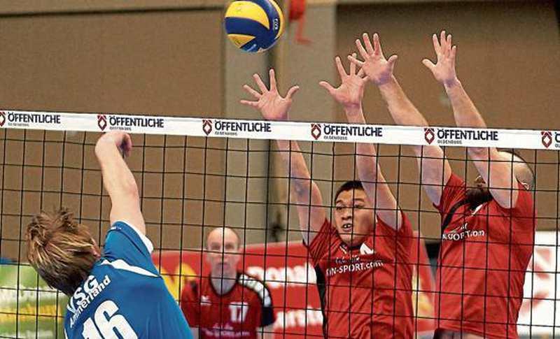 Volleyball: Oberligisten gehen leer aus - Nordwest-Zeitung