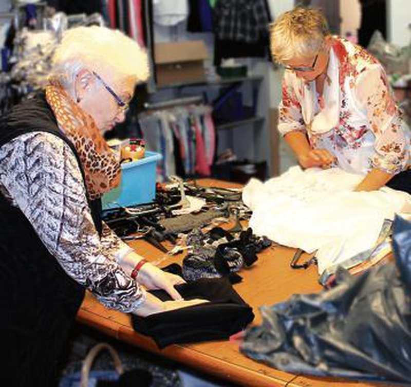 Drk-Kleiderladen In Garrel: Lächeln und funkelnde Augen sind Lohn - Nordwest-Zeitung