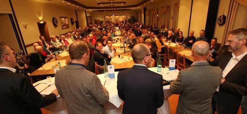 Podiumsdiskussion In Garrel: Faire Debatte auf hohem Niveau - Nordwest-Zeitung