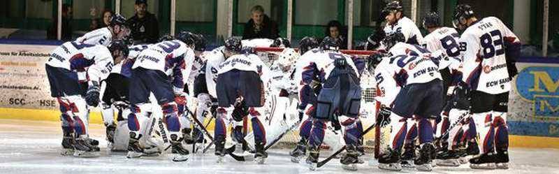 Eishockey-Regionalliga: ECW Sande kehrt in Liga-Alltag zurück - Nordwest-Zeitung