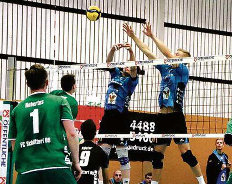 Volleyball: Trainerfüchse spornen sich an - Nordwest-Zeitung