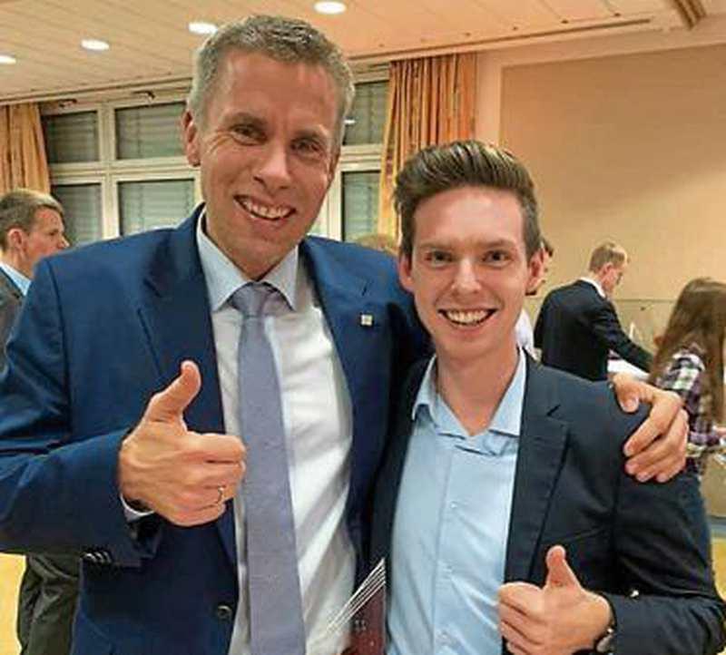 Landessieger Aus Wildeshausen Bei Bundeswettbewerb: Auch mal um die Ecke denken - Nordwest-Zeitung