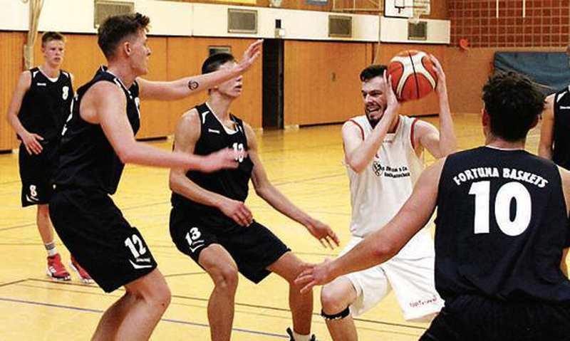Basketball: Tigers fordern Titelanwärter Rasta Vechta II heraus - Nordwest-Zeitung