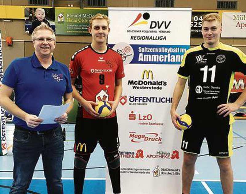Volleyball: VSG macht kurzen Prozess - Nordwest-Zeitung