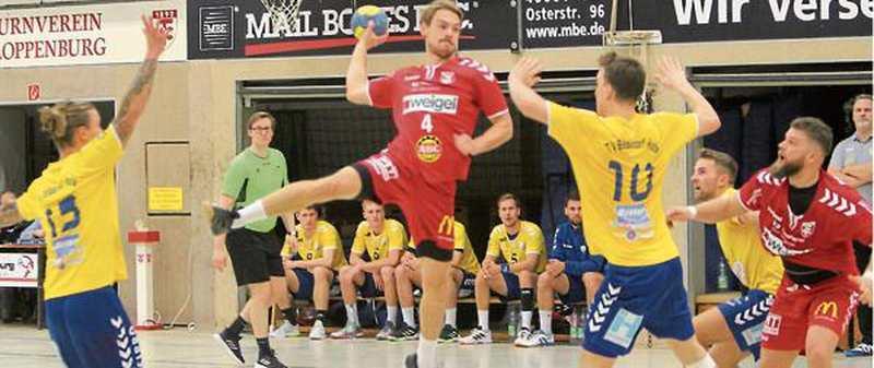 Handball-Oberliga: Auf die TVC-Gala folgt ein TVC-Krimi - Nordwest-Zeitung