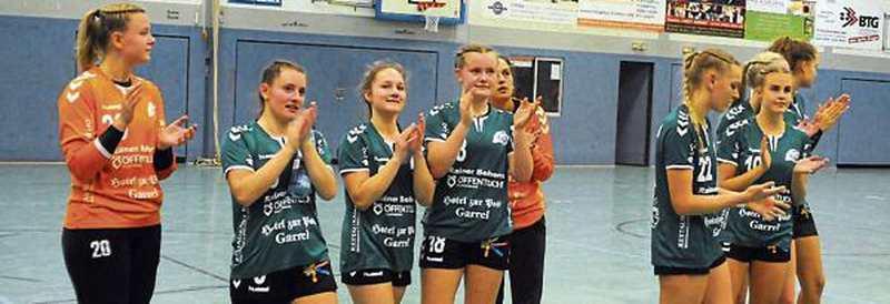 Handball-Oberliga: Johanne Fette und Melanie Fragge lassen Garrel jubeln - Nordwest-Zeitung