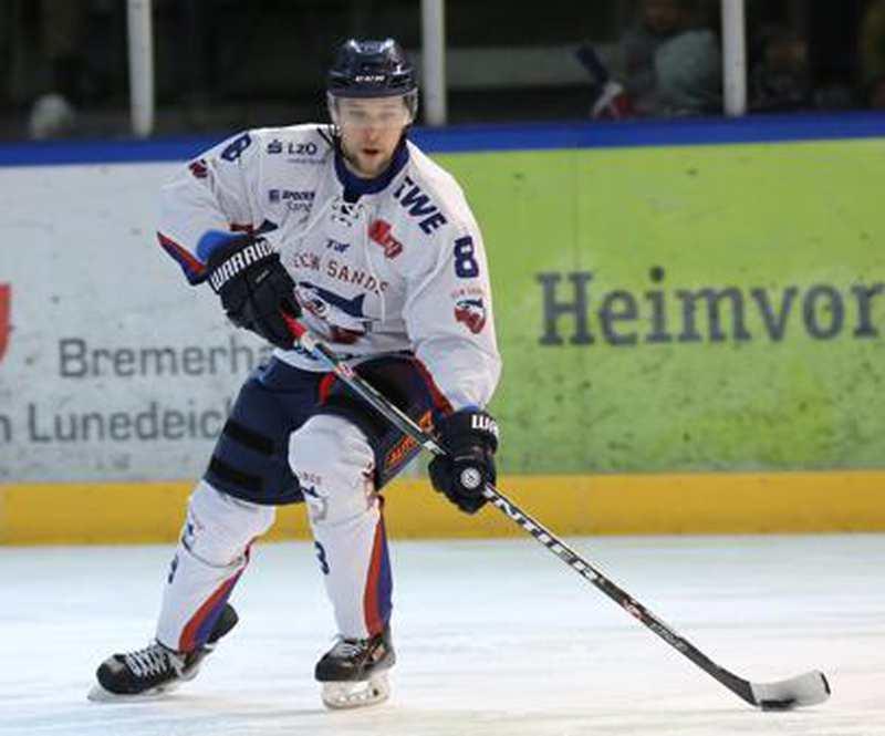 Eishockey: Jadehaie melden sich mit 10:0-Kantersieg zurück - Nordwest-Zeitung