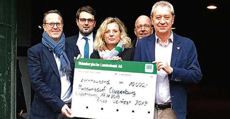 Spende: Historische Orgel fährt in die Niederlande - Nordwest-Zeitung