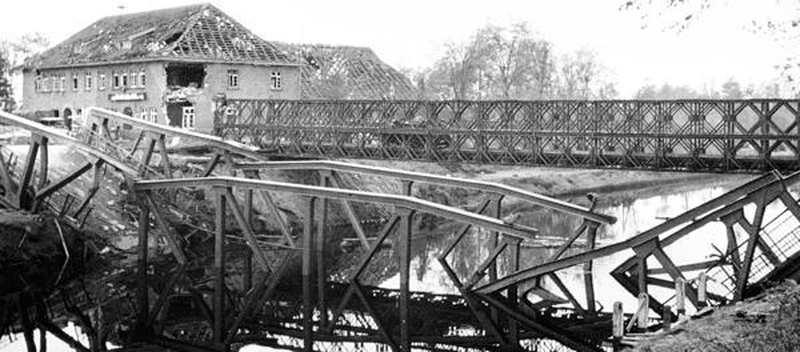 Zweiter Weltkrieg In Edewecht: Auf Spurensuche am Kanal - Nordwest-Zeitung