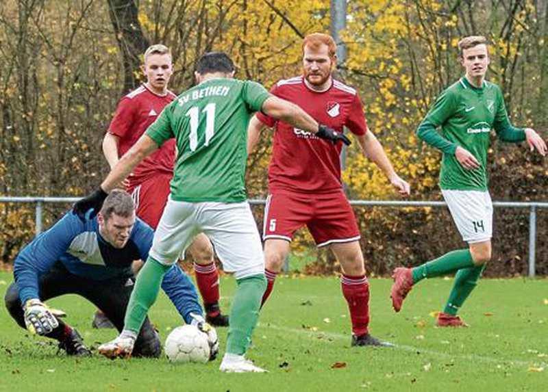 Fußball: Kreisklassen-Clubs ziehen durch - Nordwest-Zeitung