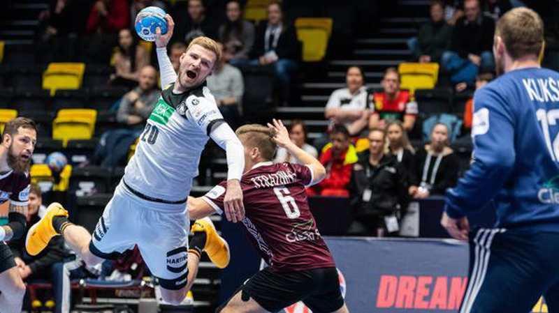 Handball Em 2020 Deutschland Zittert Sich Zum Sieg Gegen