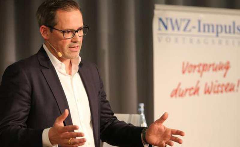 Vortrag Nwz-Impulse In Oldenburg: Mit bewusster Wahrnehmung zu mehr Gelassenheit