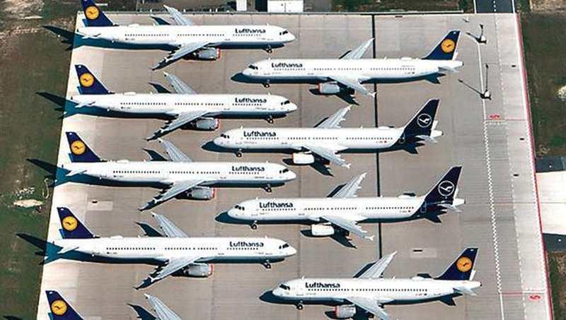 Luftfahrt: Durchkreuzt EU Lufthansa-Rettung?