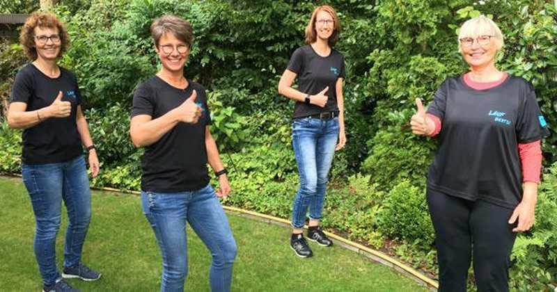 Lauf Gehts: Teilnehmerinnen werden zu Freundinnen